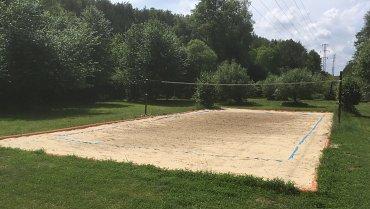 Príďte si zatrénovať plážový volejbal na Mlynčok